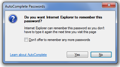 Why Won't IE Remember My Login Info? – IEInternals